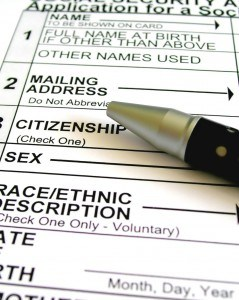 formulario di adesione