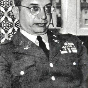 Philip J. Corso, ufficiale statunitense, noto per le sue affermazioni nell'ambito delle teorie del complotto sugli UFO
