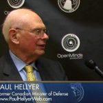 Le dichiarazioni dell'ex-ministro della difesa canadese Paul Hellyer ed altri…