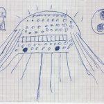 Avvistamento UFO a Lugano-Pazzallo, zona Senago: 20 Luglio 2007