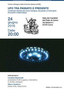 UFO TRA PASSATO E PRESENTE